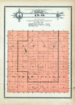 Township 29 Range 16, Stuart, Green Valley, Holt County 1915